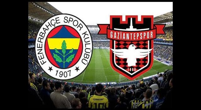 Fenerbahçe ile Gaziantepspor 58. randevuda