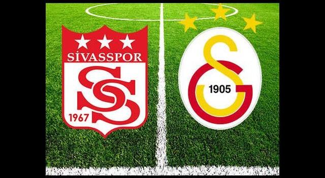Sivasspor Galatasaray maçı ne zaman saat kaçta?