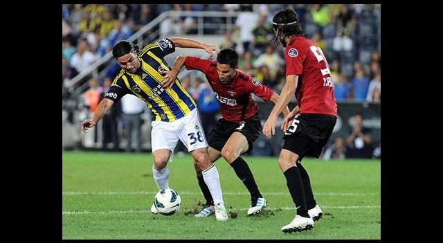 'Fenerbahçe, Gaziantep'ten eli boş dönecek'