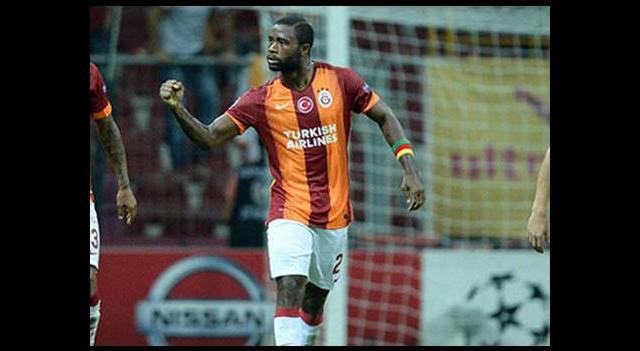 Afrika'dan bir iyi haber de Galatasaray'a!