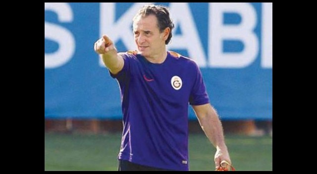 Prandelli ile Galatasaray CAS'ta karşı karşıya gelecek!