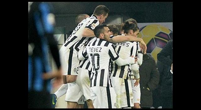 Juventus zorlandı