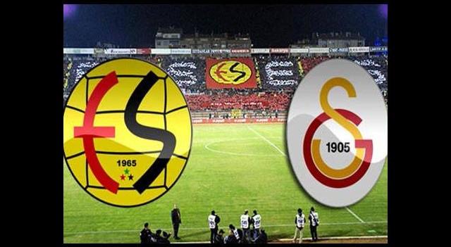 Eskişehirspor Galatasaray kupa maçının saati değişti.. Maç saat kaçta hangi kanalda?