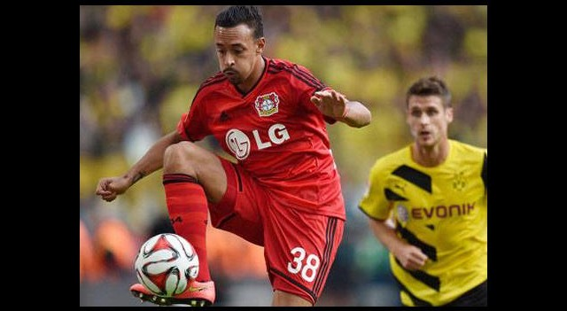 Bayer Leverkusen, Bellarabi ile sözleşme yeniledi