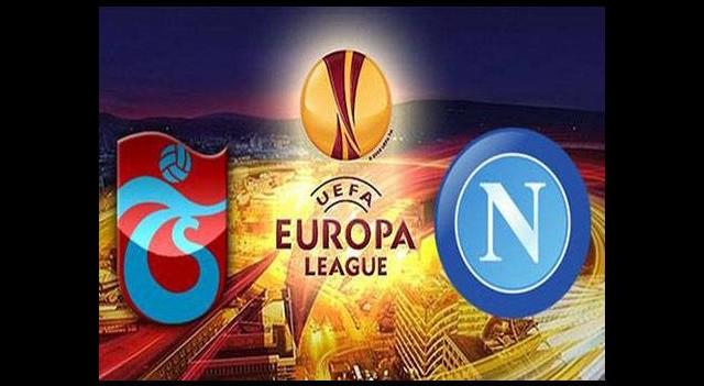 Trabzonspor Napoli maçı ne zaman saat kaçta hangi kanalda
