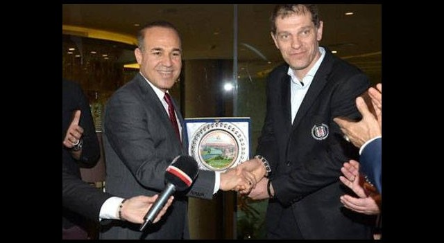 Beşiktaş'a bir onur daha