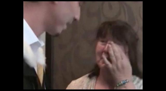 Annesine öyle bir şok yaşattı ki...