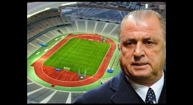 Olimpiyat Stadı için yeni proje!