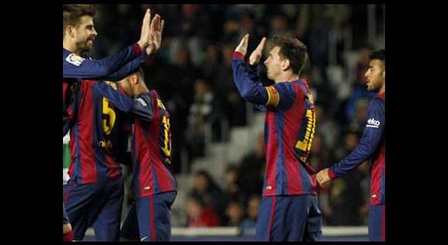 İspanya'da 3 büyükler galibiyetle başladı