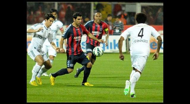 Mersin İdmanyurdu-Beşiktaş maçına doğru