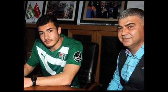 Bursaspor, Süheyl Çetin'le uzattı!