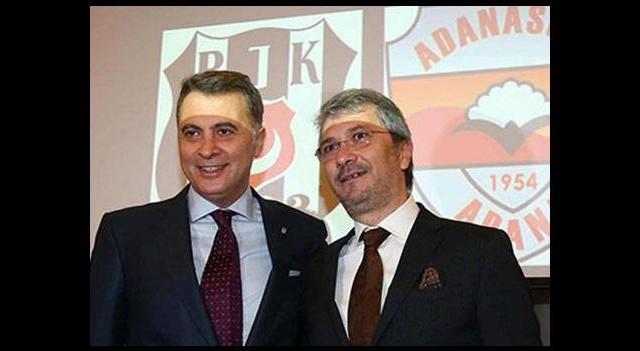 'Demba Ba'yı Adana'ya veriyoruz'
