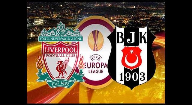 Liverpool Beşiktaş maçı ne zaman hangi kanalda saat kaçta?