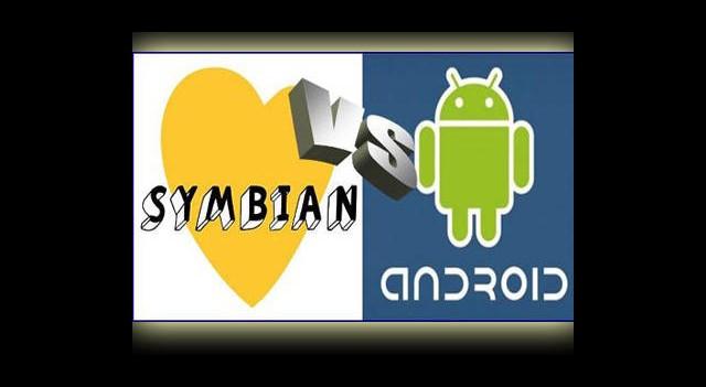 Android Türkiye'de Symbian'ı Geçmek Üzere