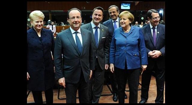 AB Zirvesi Brüksel'de Toplandı