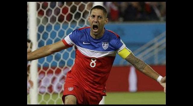 Amerika Gana'yı mat etti (ABD Gana maçın golleri)
