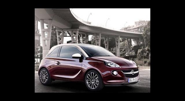 Opel'in Ufak Şehirlisi