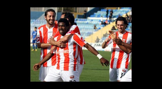 Adanaspor:2 Kartalspor:1