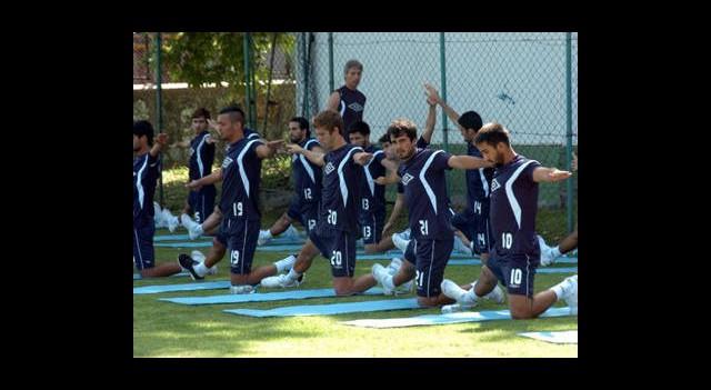 Adana Demirspor'un Yeni Sezon Hazırlıkları Sürüyor