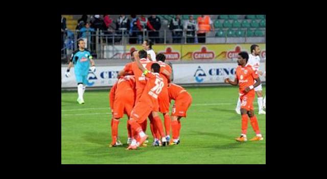 Adanaspor Finalde