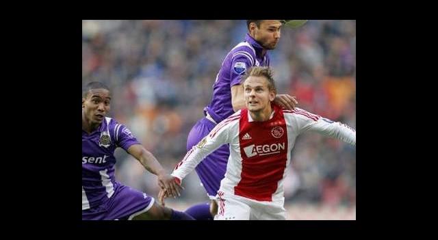Ajax Şampiyonluğa Emin Adımlarla Gidiyor