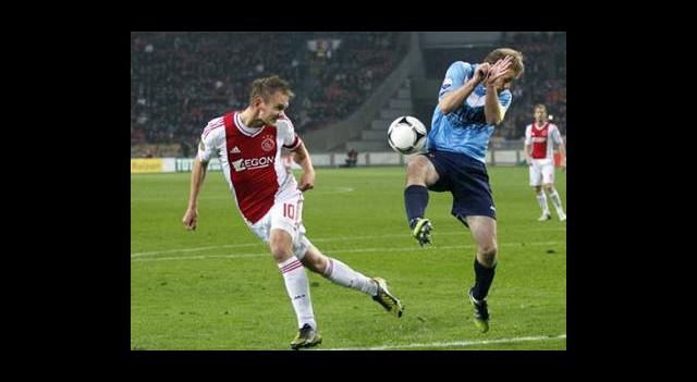 Ajax'ın Zirve Takibi Sürüyor