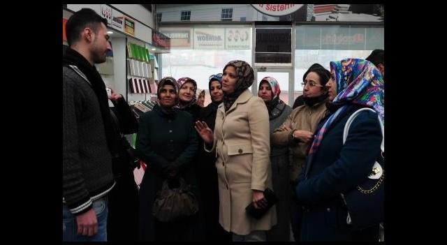 AK Parti'den Van çıkarması