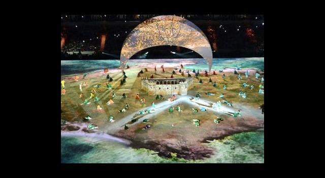 17. Akdeniz Oyunları'na Muhteşem Kapanış