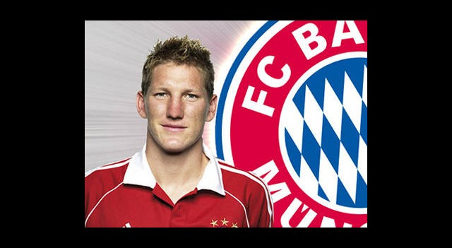 Almanya'da Yılın Futbolcusu Schweinsteiger