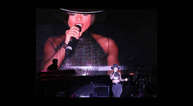 Caz Festivalini Alicia Keys Açtı