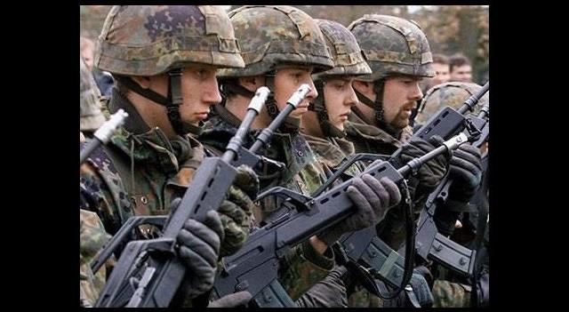 Dünya devi Irak'a asker gönderecek