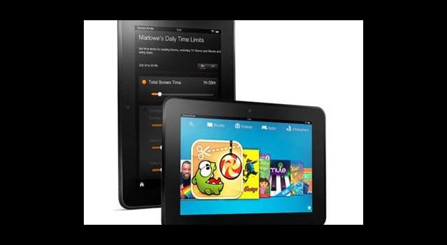 Amazon Kindle'lara MediaTek İşlemci