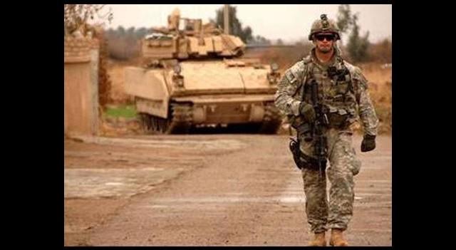 Amerikalılar Irak'a asker göndermeye karşı