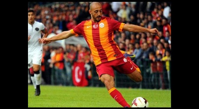 Galatasaray'a yeni forvet!