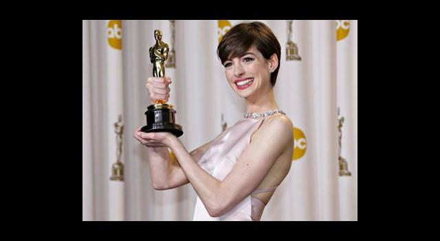 Oscar Laneti Anne'in Üzerinde!