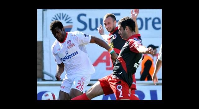 Gençlerbirliği'nde Antalyaspor Hazırlıkları
