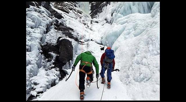 Türk dağcılar yanlış yerde aranmış!