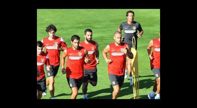 Atletico Madrid Sezonu Açtı