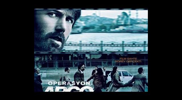 Operasyon: Argo Cuma Vizyonda