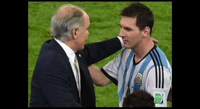 Arjantin'de final öncesi şaşırtan karar