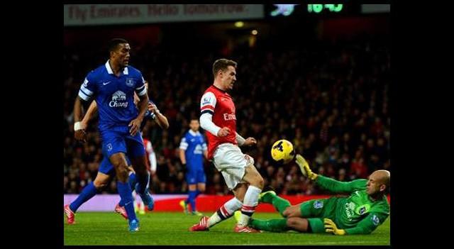 Arsenal Fırsatı Tepti