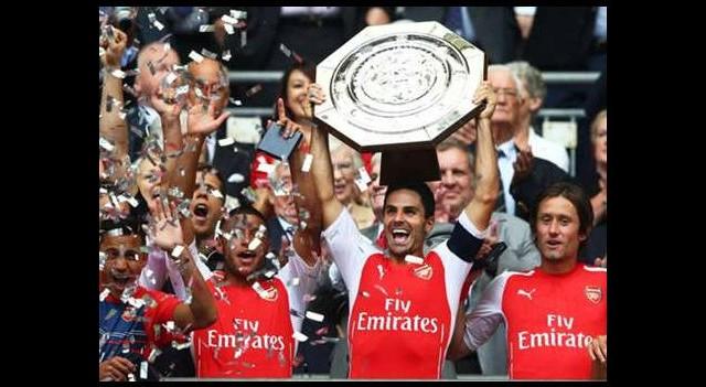 İşte Arsenal'in yeni kaptanı