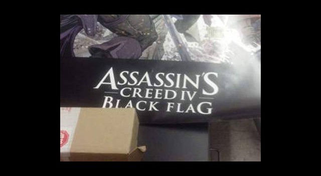 İşte Assassin's Cred IV: Black Flag!