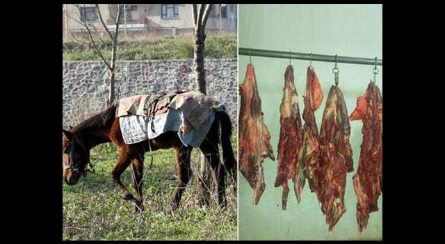 Bursa'daki at eti skandalı satışları vurdu