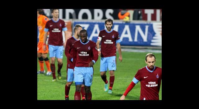 Trabzonspor Kupada Çıkış Arıyor