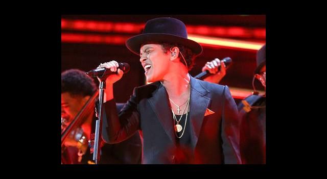 Acıların Çocuğu Bruno Mars
