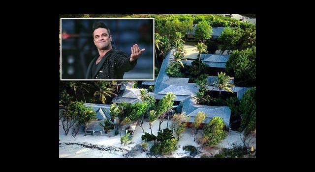 Robbie Williams'ın Yeni Sarayı
