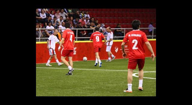 Efsaneler Kupası'nda İki Günün Özeti