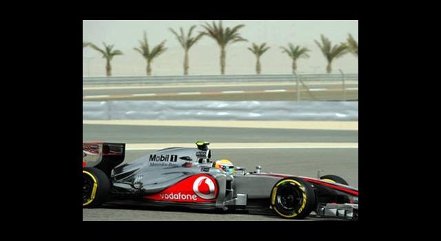 Sebastian Vettel'den Bahreyn Zaferi