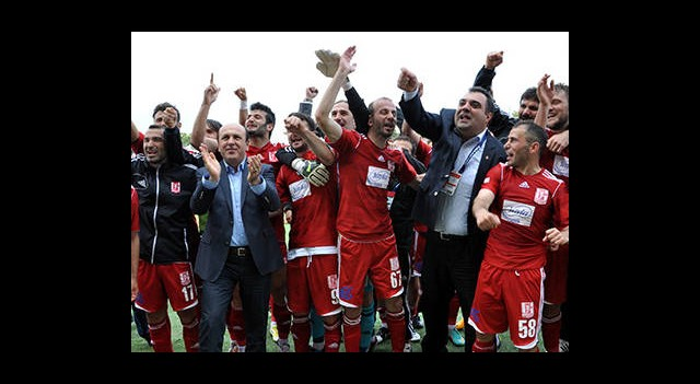 Türkiye Liglerinde İlk Şampiyon Bal-Kes